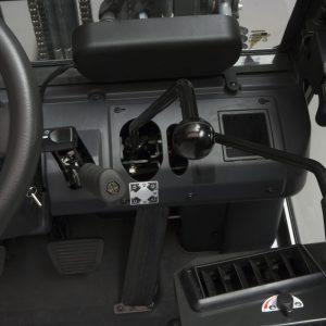 Driver compartment GX15